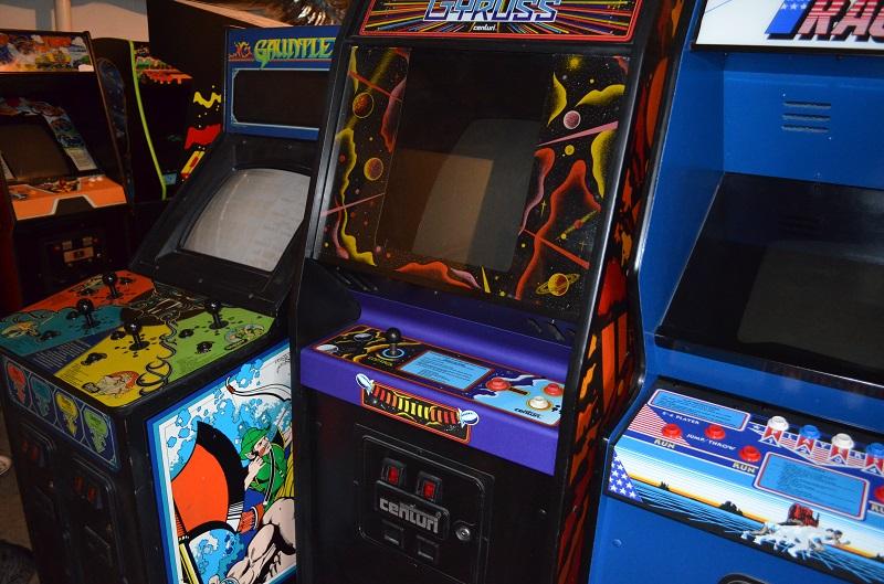 Dave's Arcade