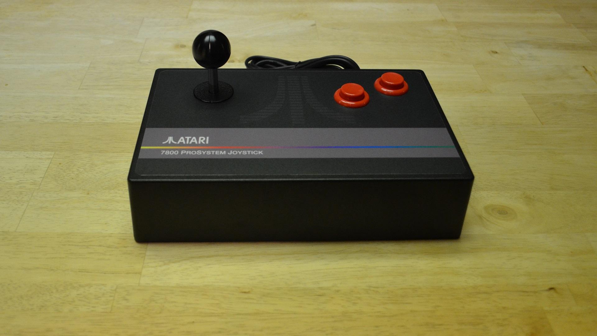 The 7800 ProSystem Joystick