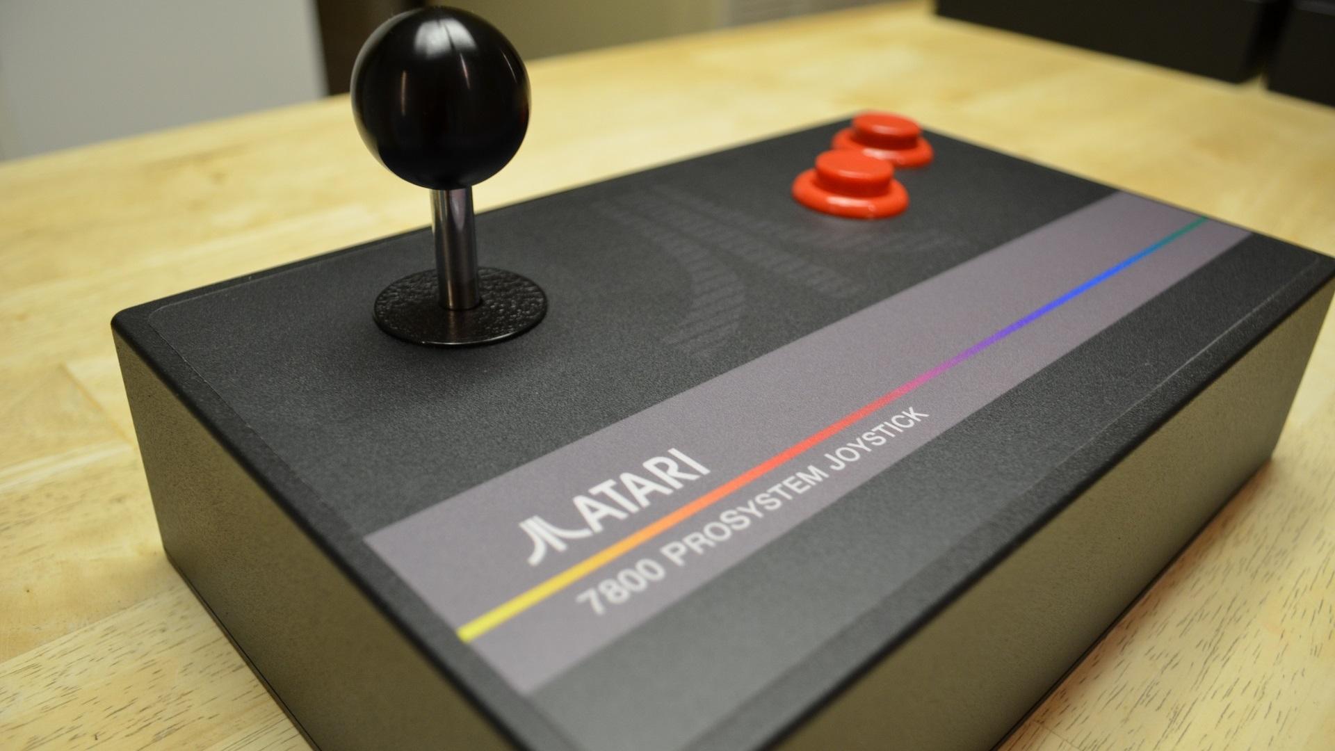 Atari 7800 ProSystem Arcade Joystick